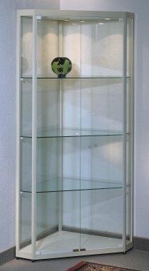 wohnvitrinen eckvitrine modell w 960 swarovski. Black Bedroom Furniture Sets. Home Design Ideas